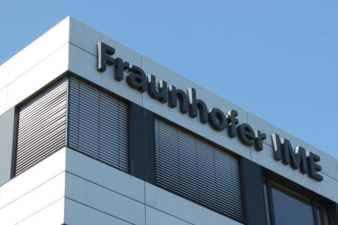 Fraunhofer IME Building in Aachen