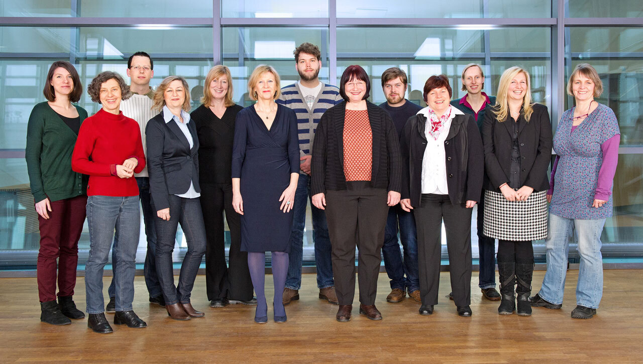 The RWTH Aachen Equal Opportunities Office Team