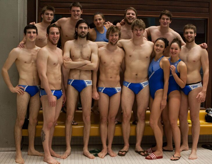 waterpolo team