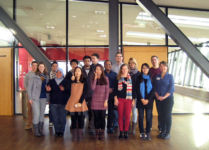 Research Fellows 2014