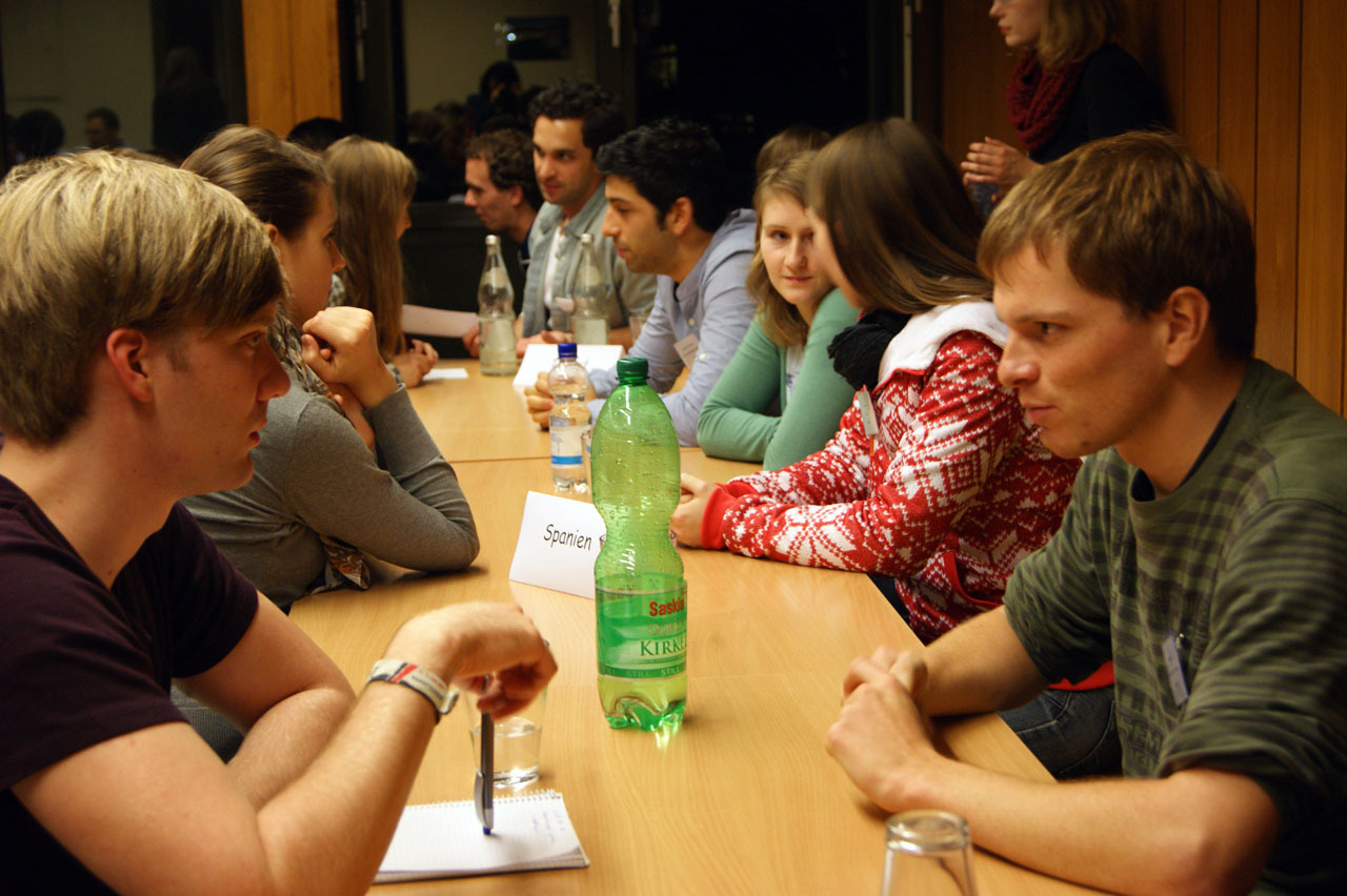 speed dating asta aachen
