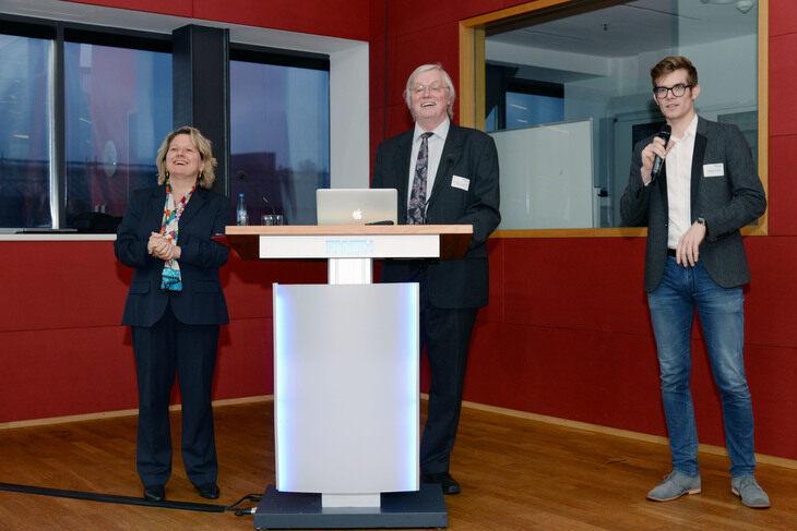 Minister Svenja Schulze Visits RWTH Aachen - RWTH AACHEN ...