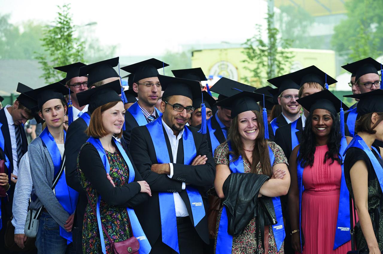 International Students - RWTH AACHEN UNIVERSITY - English