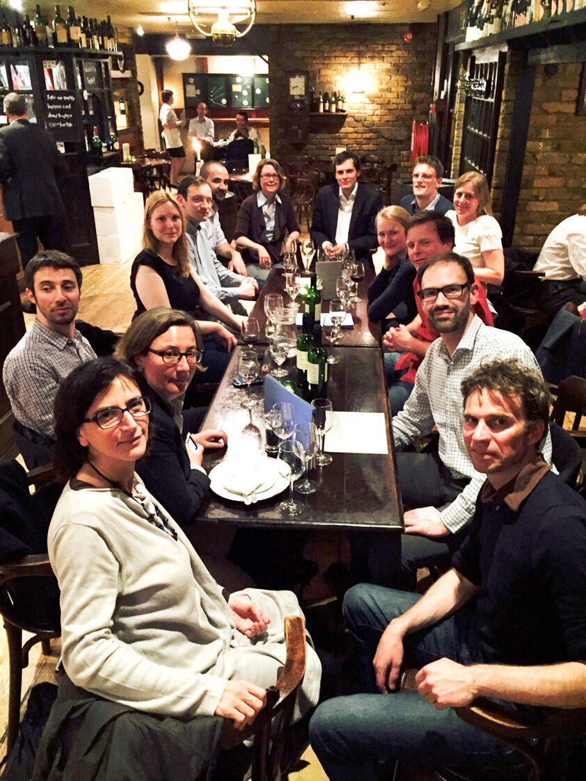 London meetup group