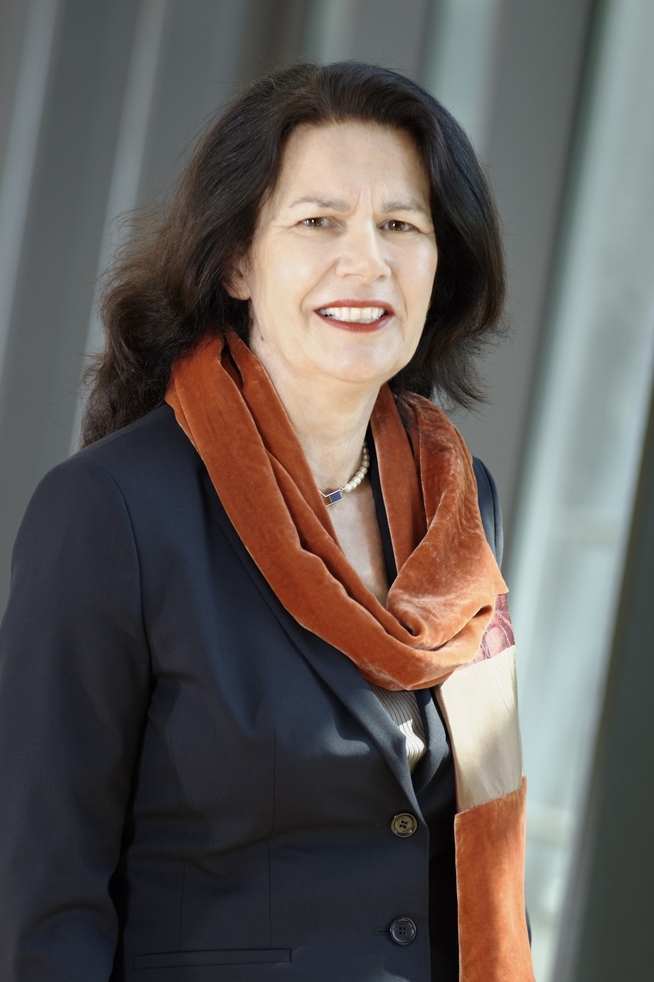 Doris Klee, Vice-Rector for Human Resources Management and Development at