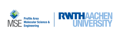 Logo der RWTH Profilbereiche – Molecular Science and Engineering