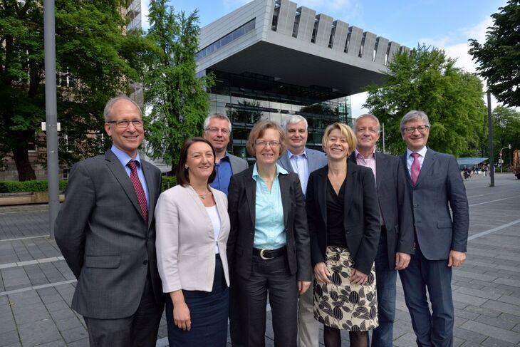 Strategierat Rwth Aachen University Deutsch