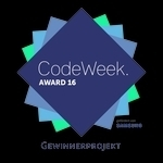 Logo Code Week Award 2016