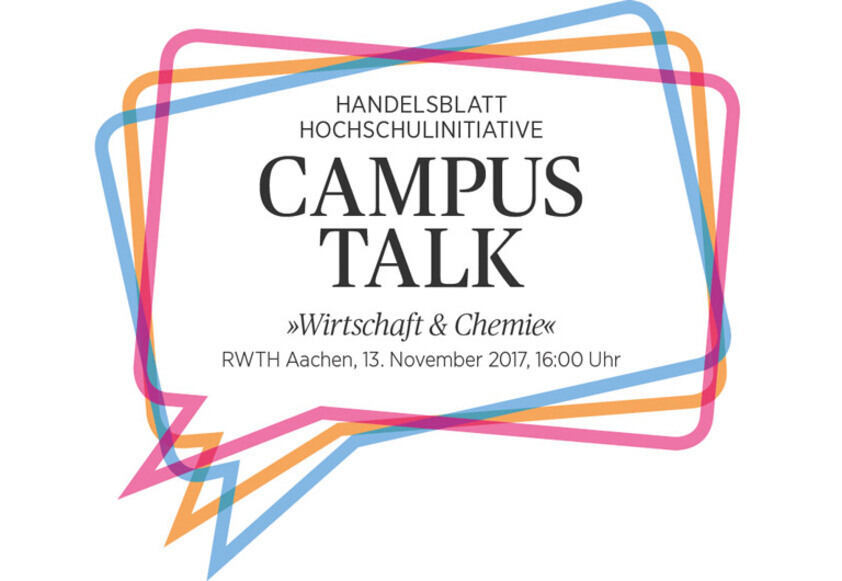 Logo of Handelsblatt Campus Talk