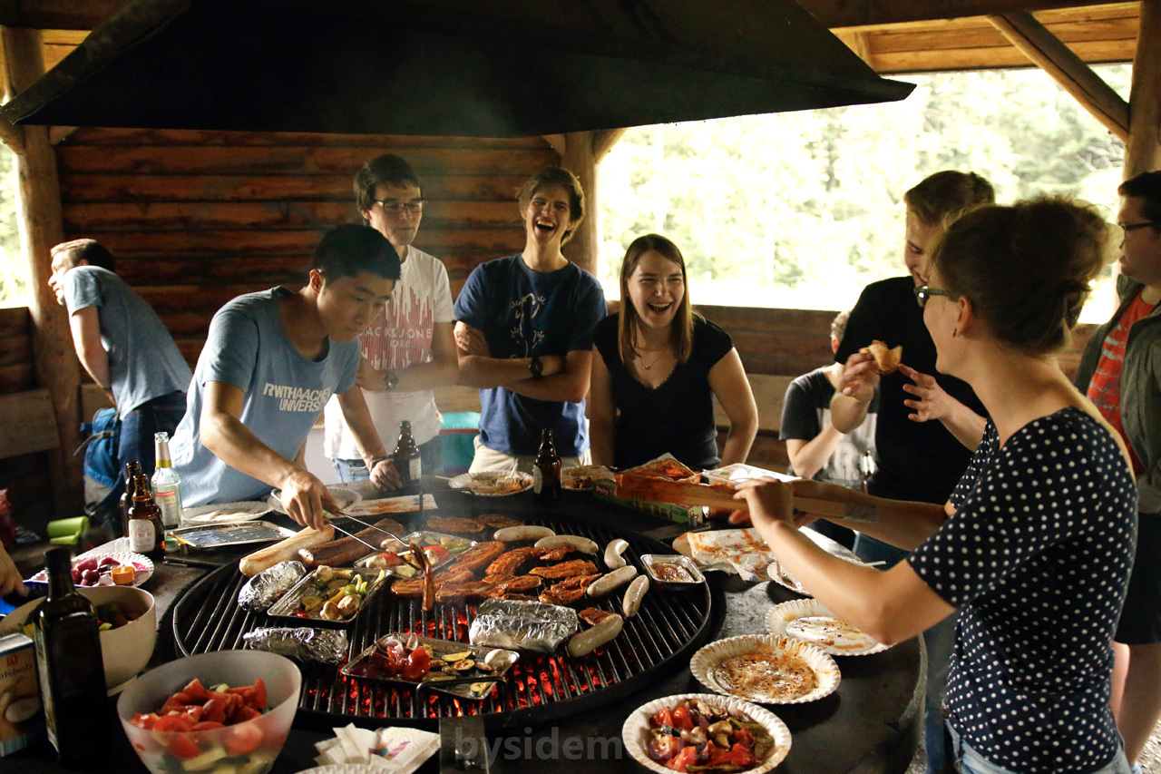 Summer Party 2017 - Barbeque