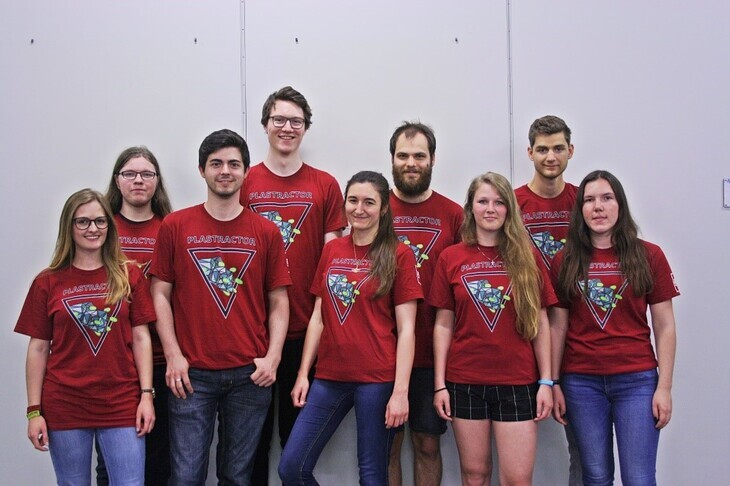 iGEM Team Aachen team photo