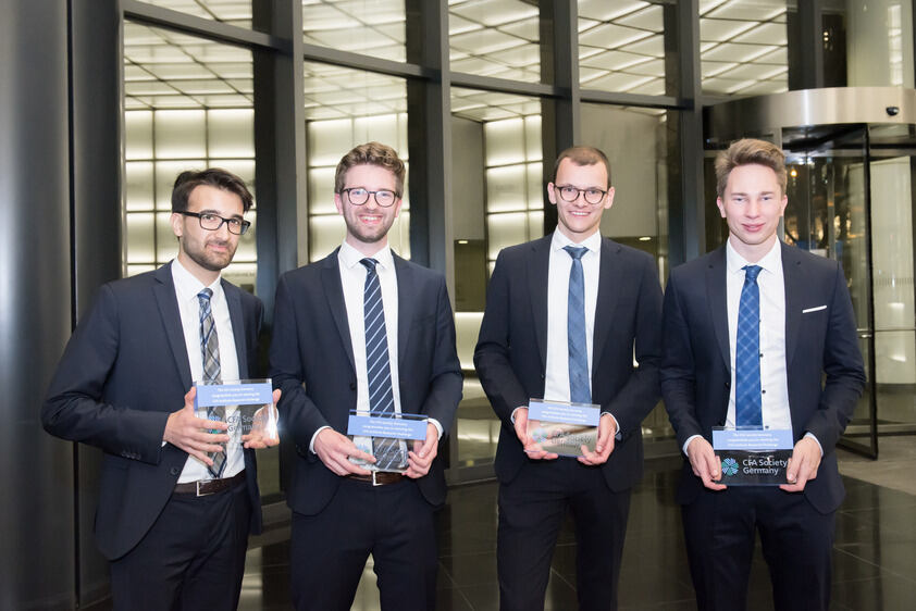 Winner CFA-Challenge Germany 2019