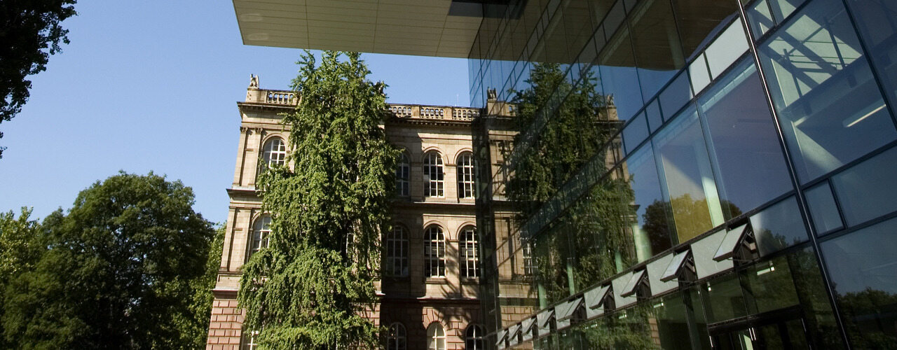 RWTH Aachen University Main Building and Super C