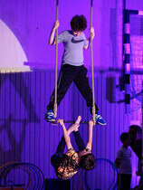 2020: Circus Performance – Trapeze Group 2