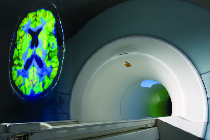 JARA Brain Computertomograph