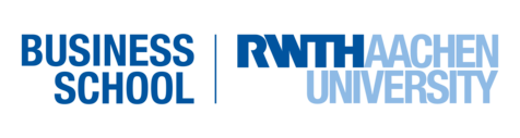 Logo RWTH Aachen University Business School